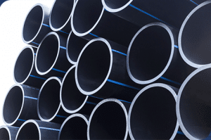 TEE PIPE plastic pipe