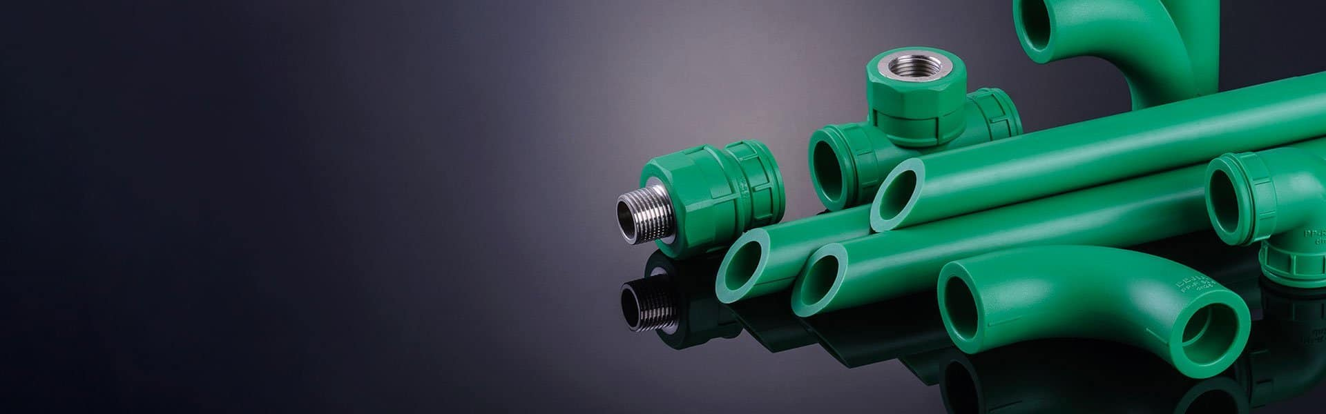 ppr green pipe cold hot water pipe