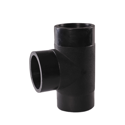 HDPE Tee buttfusion